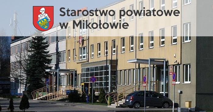Starostwo Powiatowe w Mikołowie