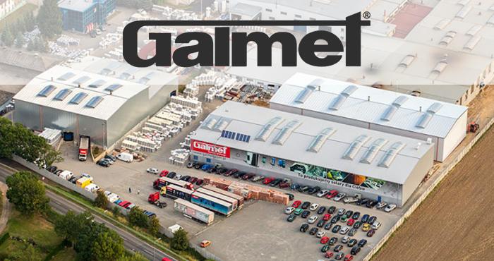 Zakład produkcyjny Galmet
