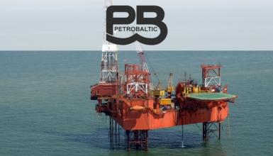 Platforma wiertnicza PetroBaltik