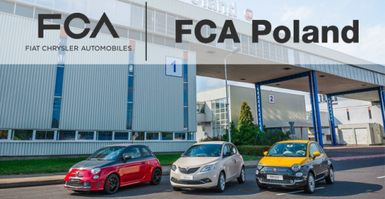 Zakład Fiat Chrysler Automobiles Poland FCA